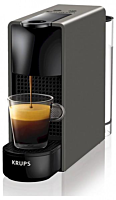 Espressor Nespresso by Krups Essenza Mini XN110B10, 19 bari, 1260 W, 0.7 L, Gri