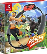 Nintendo Switch Ring Fit Adventure - Gdg