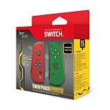Set 2 controlere Steelplay twin pads - Nintendo Switch
