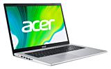 Laptop Acer Aspire A517-52G-72LV, procesor Intel Core i7-1165G7 pana 2.8 GHz, ecran 17.3 Full HD, 16 GB DDR4, 1 TB SSD, NVIDIA GeForce Graphics, No OS, Silver