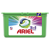 Detergent automat capsule Ariel All in One PODS Color, 40 spalari