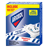Pastile impotriva tantarilor, Aroxol, 10 bucati +aparat electric