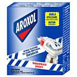 Aparat electric cu lichid, impotriva tantarilor Aroxol, 1 buc+rezerva 35ml