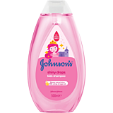 Sampon fara lacrimi Johnson's Par sclipitor, 500 ml