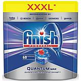 Detergent pentru masina de spalat vase Finish Quantum Max, 60buc