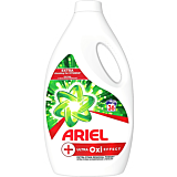 Detergent automat lichid, Ariel +Ultra Oxi Effect, 36 spalari, 1.98 L