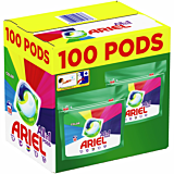 Detergent automat capsule, Ariel All in One PODS Color, 100 spalari, 100 bucati