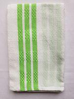 Prosop bordura 2buc/set verde 50X70cm