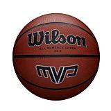 Minge baschet Wilson MVP, cauciuc, marimea 7, Maro