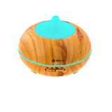 Umidificator si difuzor de aroma TLL331101 Tellur 300 ml, Maro