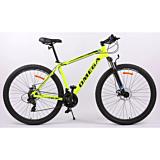 "Bicicleta 29"" Rowan Omega, galben-negru"