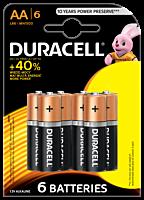 Baterii Duracell Basic R6