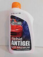 Antigel concetrat Careus G12 P.1KG-30C, Roz