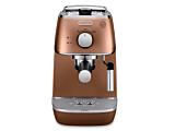 Espressor manual ECI 341.CP Delonghi, 1100 W, 15 bar presiune, 1 litri capacitate rezervor