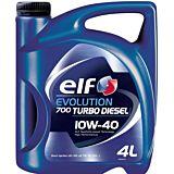 Ulei motor Elf Evolution 700 Turbo-Diesel 10w40 4