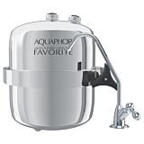 Filtru apa potabila Favorite Aquaphor, capacitate filtrare 12000 L, Argintiu