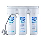 Filtru apa potabila Trio Norma H Aquaphor, capacitate filtrare 4000 L, Alb