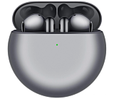Casti bluetooth Huawei FreeBuds 4 Hero, True wireless, Silver Frost
