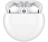 Casti bluetooth Huawei FreeBuds 4 Hero, True wireless, Ceramic White