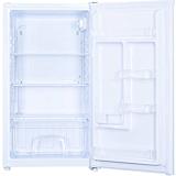 Mini frigider cu o usa Arctic ATL905WN, 88 Litri, H 85 cm, Clasa E, Alb