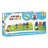Jucarie de numarare Abacus Junior Imagimake, Multicolor