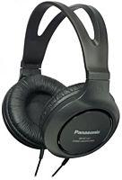 Casti over ear Panasonic RP-HT161E-K, Negru