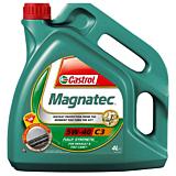 Ulei motor Castrol Magnatec c3 5w40 4l