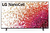 Televizor LED Smart LG 55NANO753PR, 139 cm, NanoCell, 4K Ultra HD, Clasa G