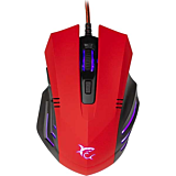 Mouse gaming White Shark GM-5006, Hannibal-2, 3200 DPI, Rosu