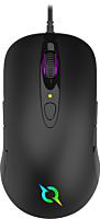 Mouse Aqirys Orion, 16000 DPI, optic, USB cu fir, Negru