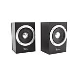 Boxe PC White Shark GSP-602 Rhythmus, 2.0, 6W, Jack 3.5mm, Negru