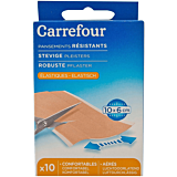 Pansamente rezistente, Carrefour 10 bucati