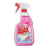 Detergent geamuri cu pulverizator Floral Fiesta Pink Ajax 500ml
