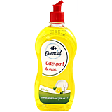 Detergent de vase super degresant, Carrefour Essential lamaie, 500ml
