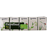 Servetele mini ultrasoft, Carrefour 15 bucati