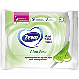 Hartie igienica umeda Zewa Aloe Vera, 42 buc