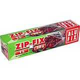Pungi sistem zipp de inchidere cu fermoar, Alufix,1L, 20 bucati