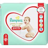 Scutece chilotel Pampers Premium Care Pants Marimea 3, 6-11 kg, 28 buc