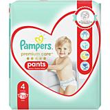 Scutece chilotel Pampers Premium Care Pants Marimea 4, 9-15 kg, 22 buc