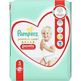 Scutece chilotel Pampers Premium Care Pants Marimea 5, 12-17 kg, 20 buc