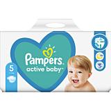 Scutece Pampers Active Baby Mega Pack, Marimea 5, 11-16kg, 110bucati
