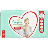 Scutece-chilotel Pampers Premium Care Pants Mega Box Marimea 4, 9-15 kg, 58 buc