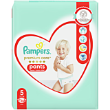 Scutece chilotel Pampers Premium Care Pants Marimea 5, 12-17 kg, 34 buc