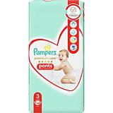 Scutece chilotel Pampers Premium Care Pants Marimea 3, 6-11 kg, 48 buc