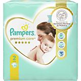 Scutece Pampers Premium Care Marimea 2, Nou Nascut, 4-8 kg, 23 buc