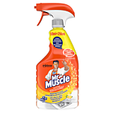 Detergent dezinfectant cu pulverizator, Mr.Muscle Bucatarie Citrice, 750ml