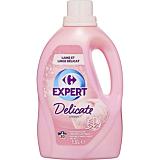 Detergent lichid pentru tesaturi delicate, Carrefour, 1.5L