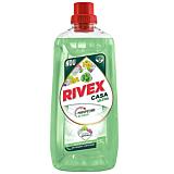 Detergent universal pentru pardoseli, Rivex Casa Ultra Fresh Garden, 1,5l