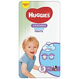Scutece Huggies Pants D Boy Mega, marimea 5 ,12-17 kg, 48 bucati