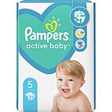 Scutece Pampers Active Baby Marimea 5, 11-16 kg, 21 bucati